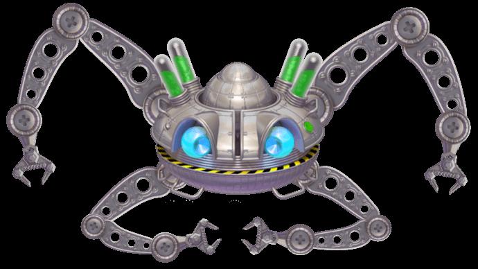 CI4 SpaceCrab 1