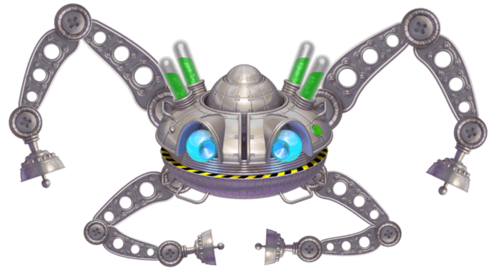 CI4 SpaceCrab 2