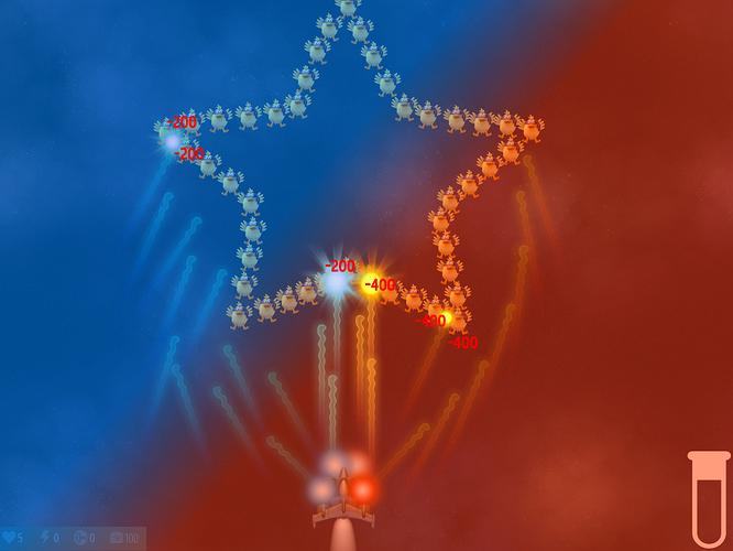 Photon Swarm Fury