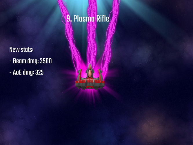 Plasma Rifle Bombers