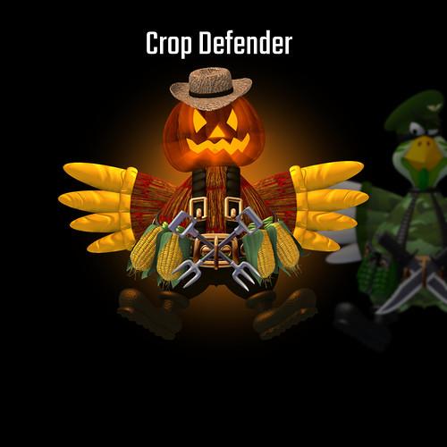 Crop Defender