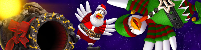 Chicken Invaders 4 Ultimate Omelette Christmas Edition Full Version Free123