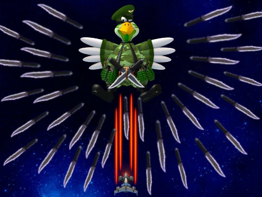 MilitaryChickenButItsEggHell