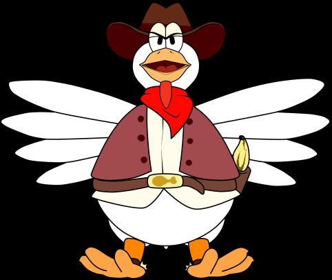 Pollo vaquero
