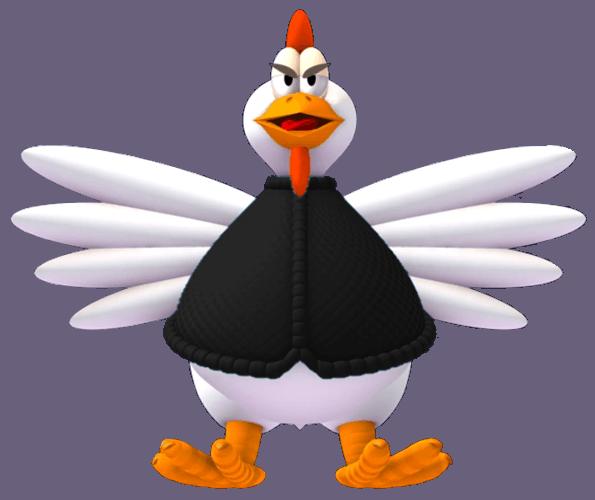 Yin Chicken